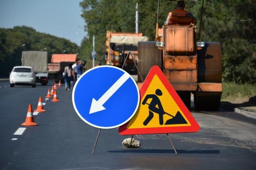 Портал «Добродел» помог отремонтировать 500 км дороги в Подмосковье