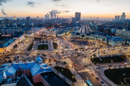 Мэр Собянин обещает превратить транспортную проблему в гордость Москвы