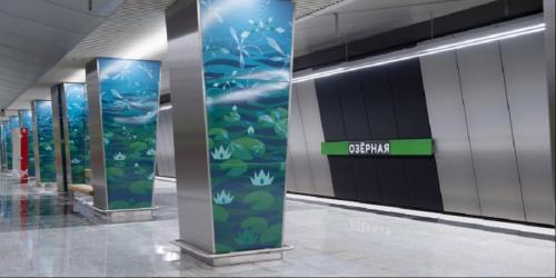 В Москве откроются 7 новых станций метро