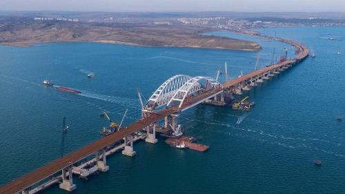 Краснодарские чиновники обсудили способы безопасности для Крымского моста