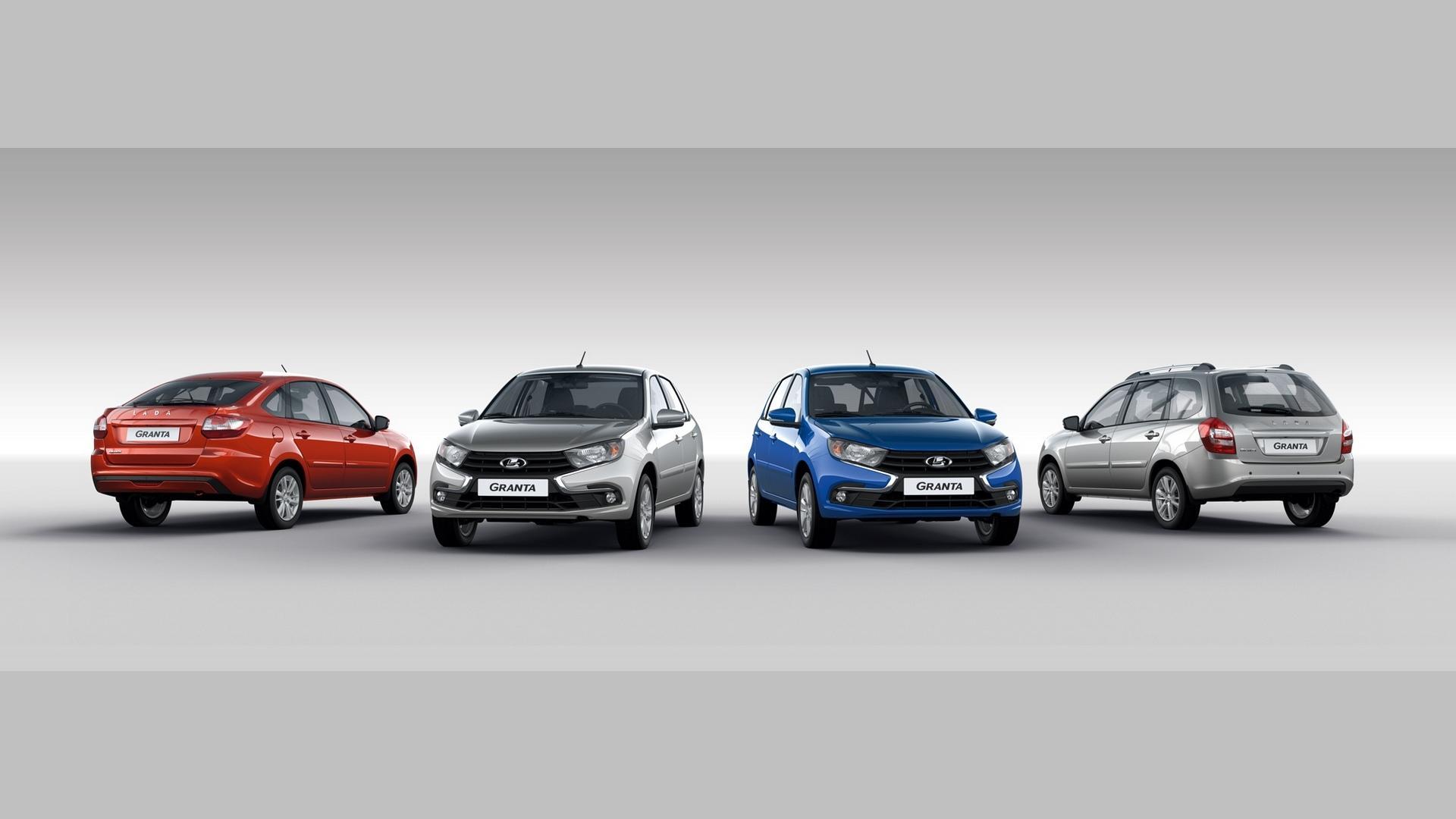 Волжский автомобильный завод объявил все комплектации ицены обновлённой Лада Granta