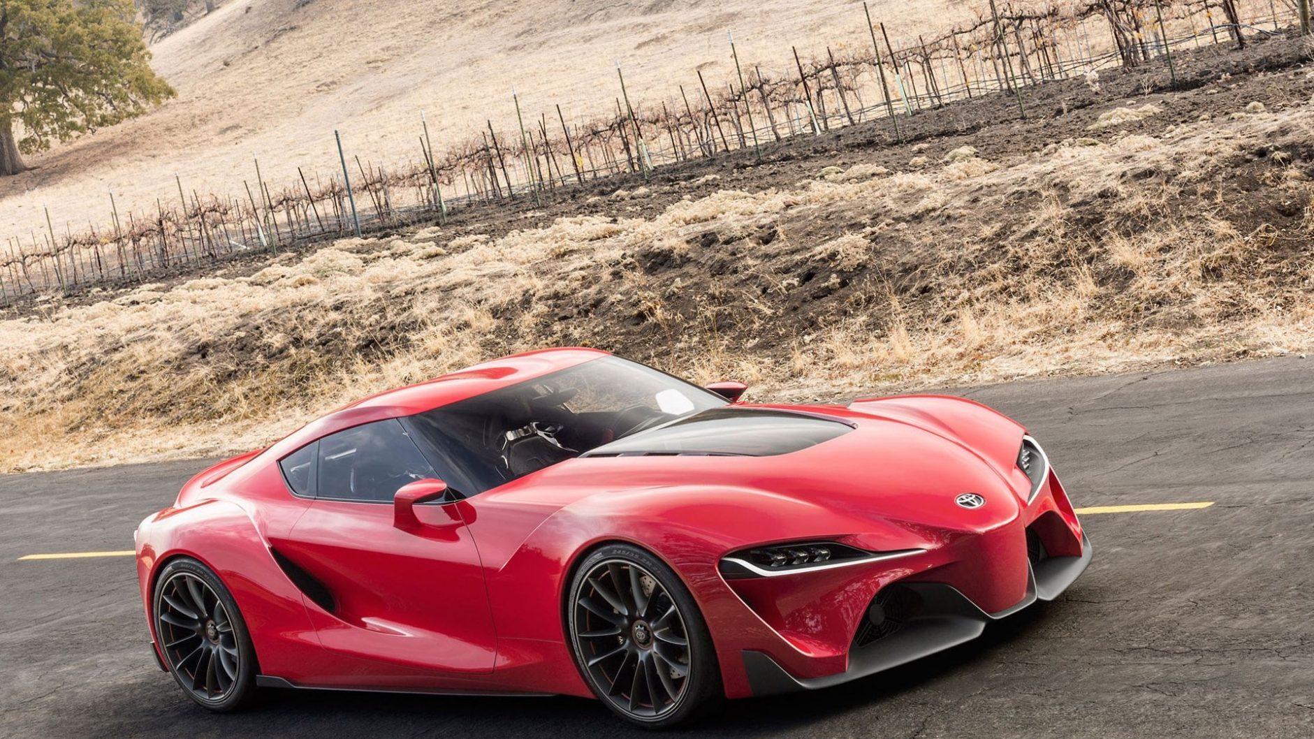 Обновленная Тойота Supra 2019 поразила почитателей