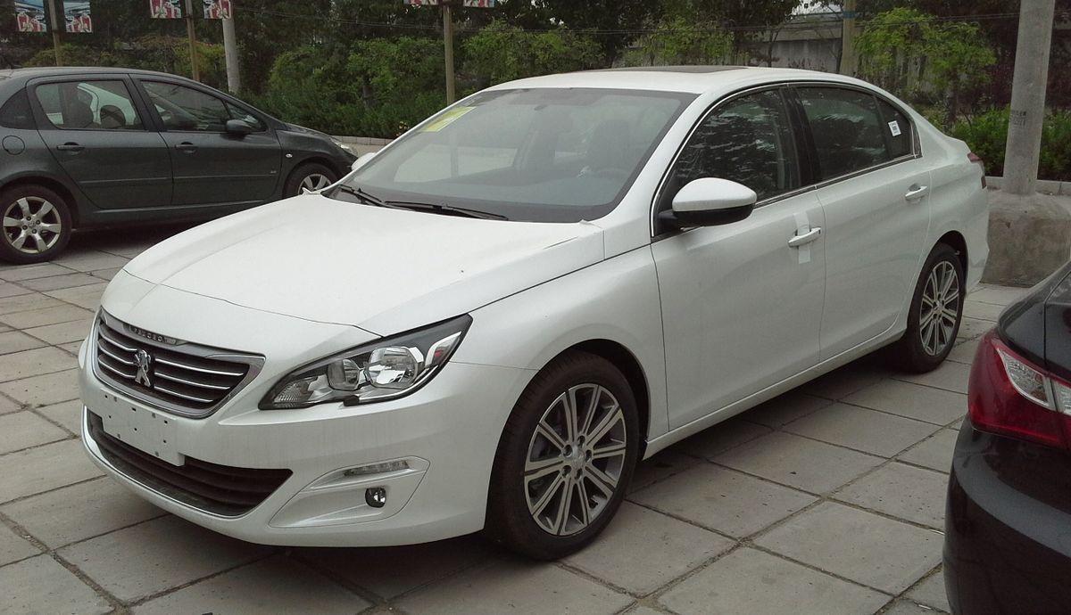В Российской Федерации снизились цены на Peugeot (Пежо) 408 и Ситроэн C4
