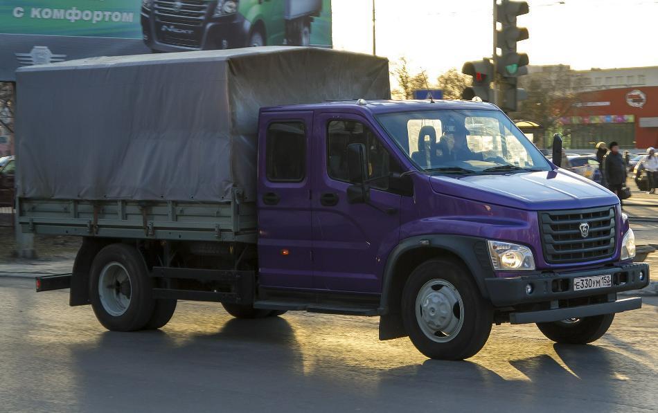 «Группа ГАЗ» наладит выпуск LCV иавтобусов вАзербайджане