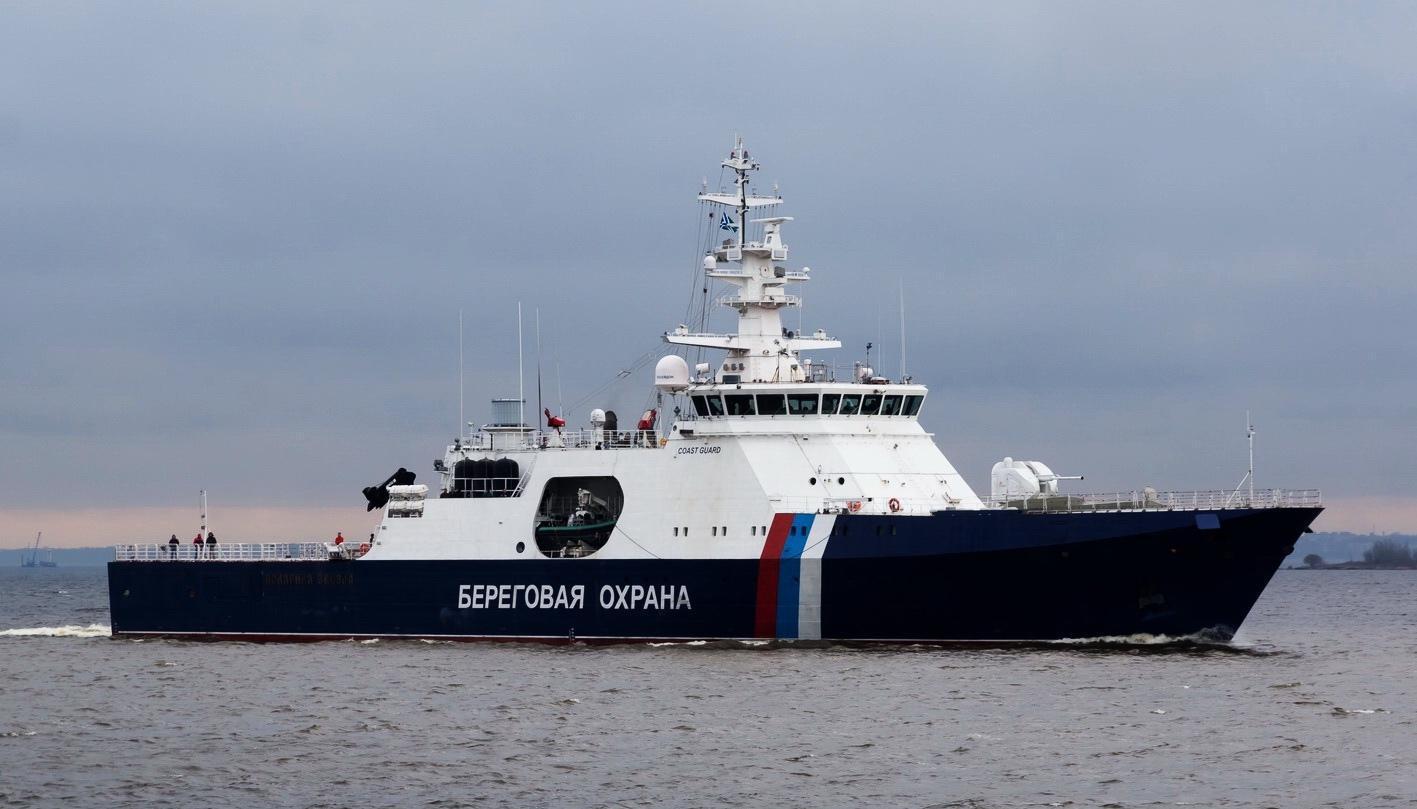 В Черном море задержано украинское рыболовецкое судно