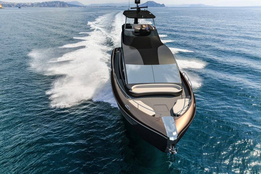 Лексус выпустил очередной флагман— премиальную яхтуLY 650