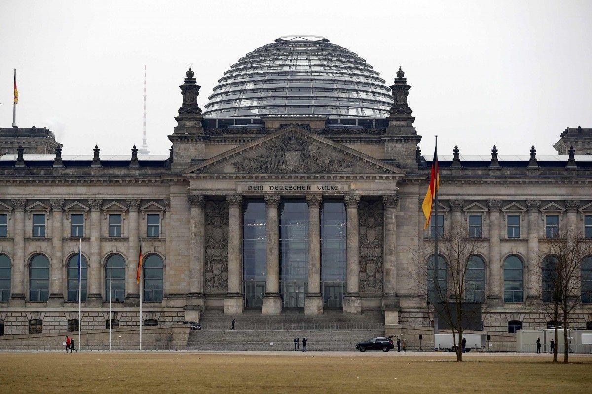 ВБундестаге исключили возможность участия Германии вударе поСирии