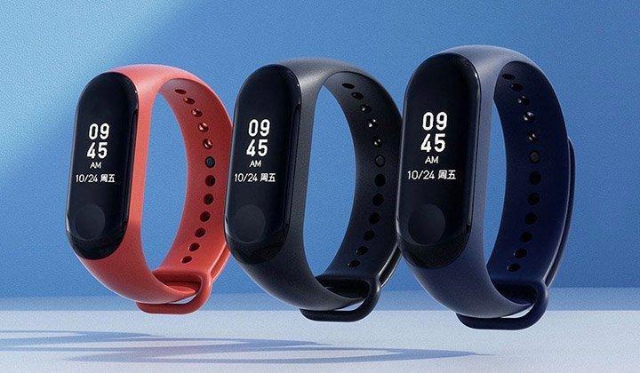 Производитель подтвердил скорый выход Xiaomi MiBand смодулем NFC