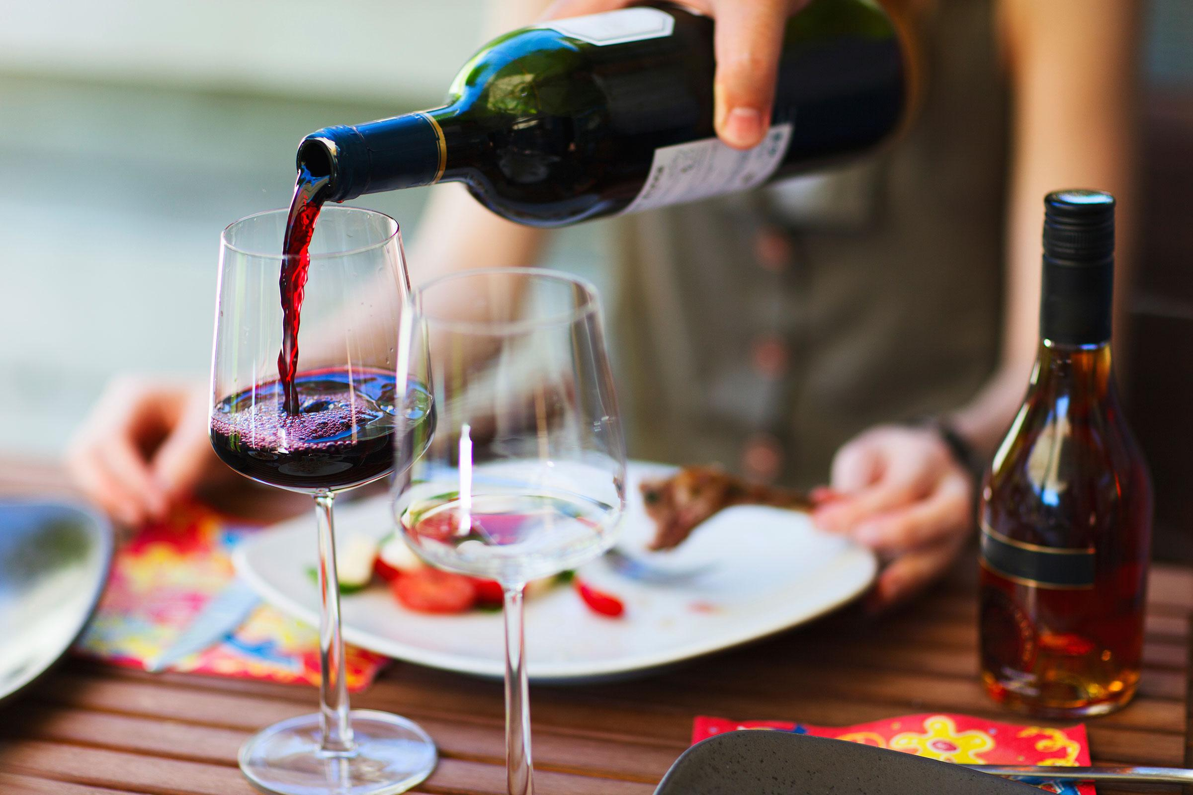 Полный отказ от алкоголя вредит здоровью