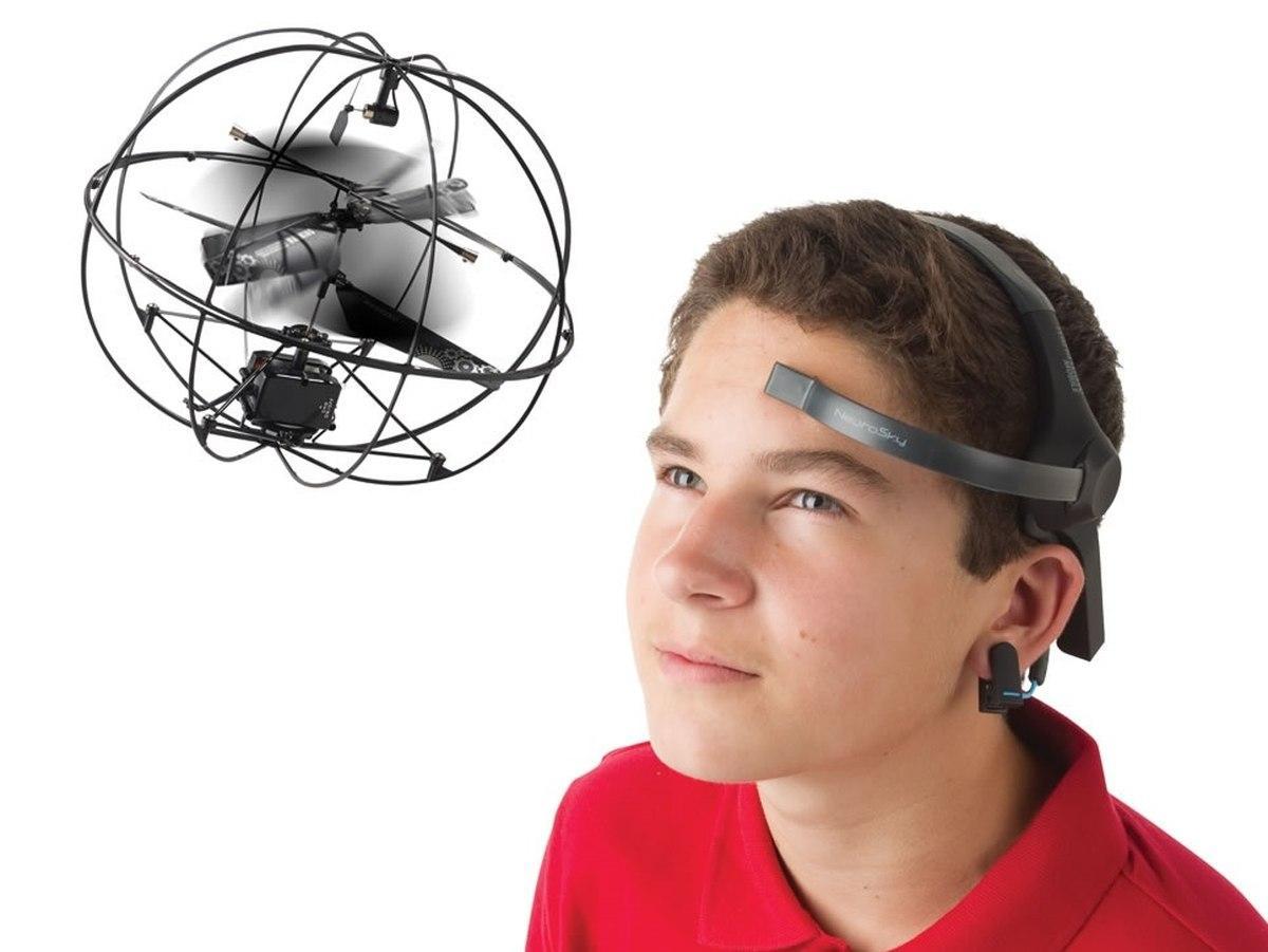 Шлем отРостеха будет управлять домашней техникой