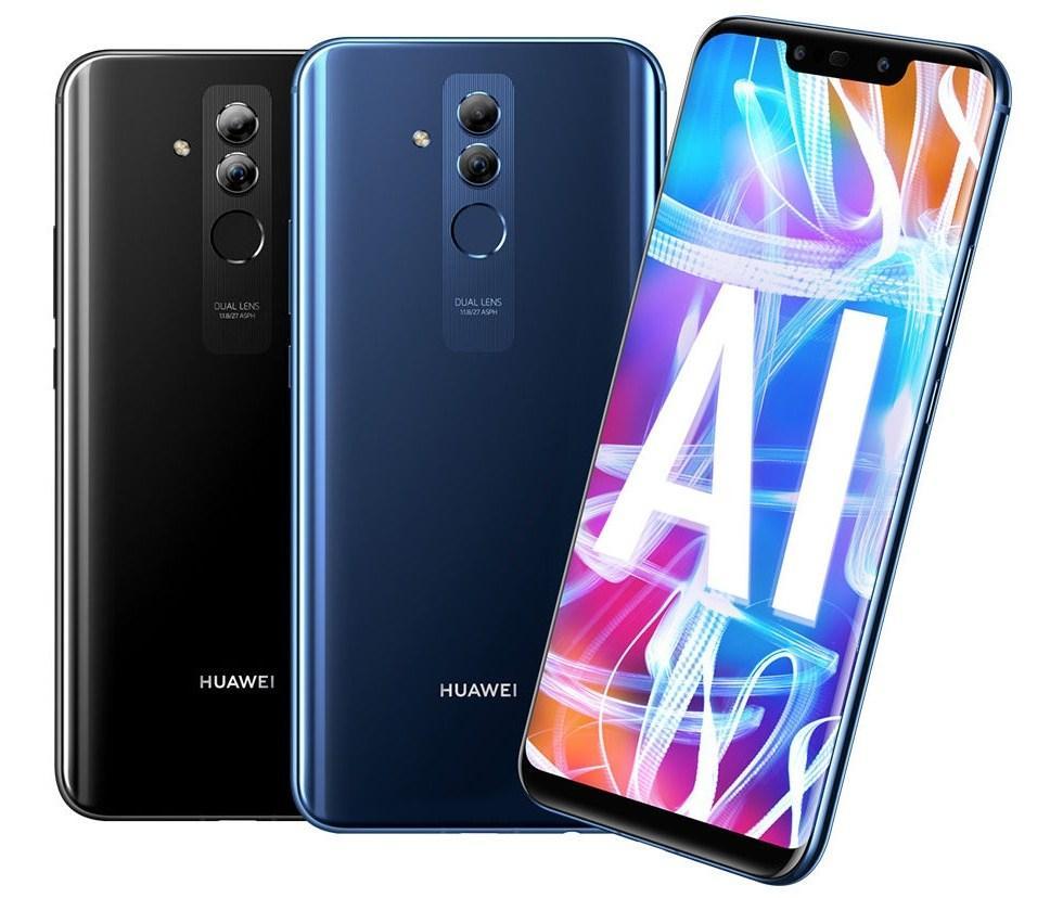 Huawei презентовала смартфон Maimang 7 с чипом Kirin 710