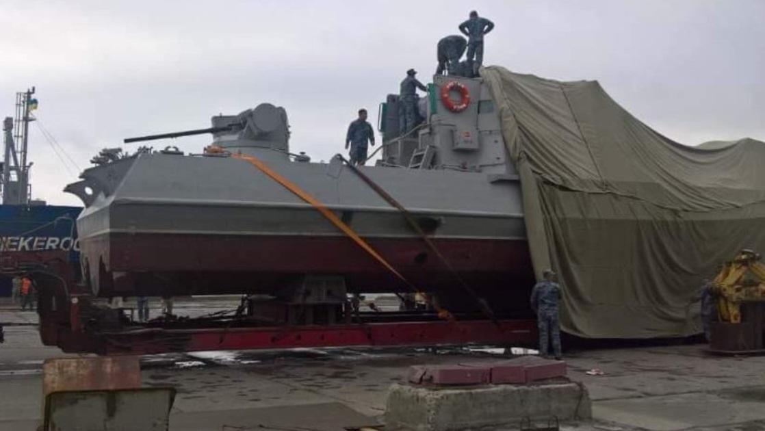 Украина хочет сделать базу ВМС вАзовском море доконца года