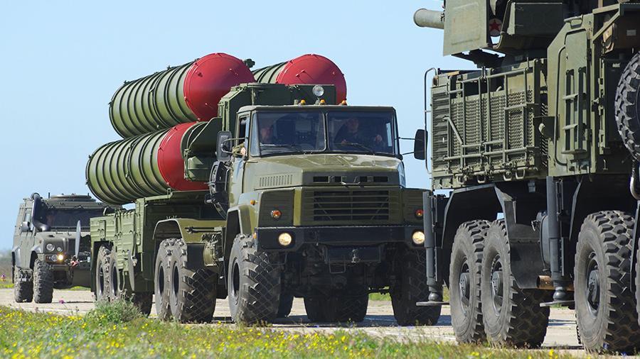 РФ может перебросить вСирию С-300