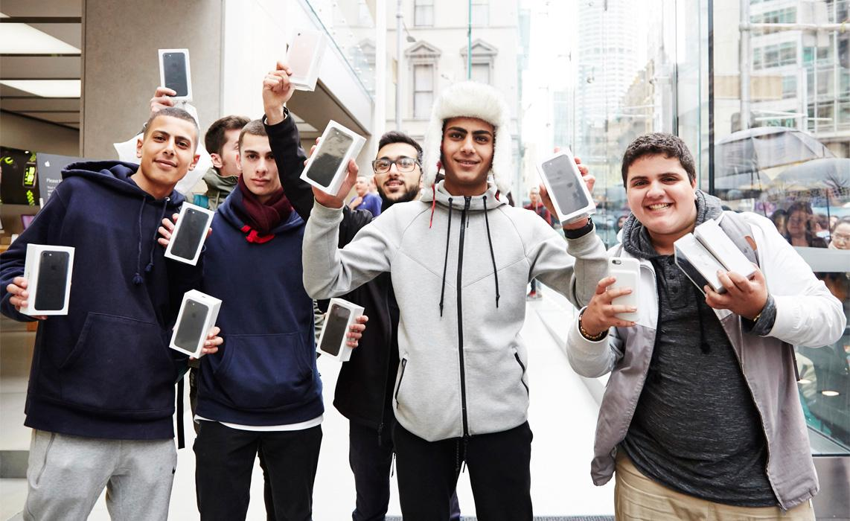 «Билайн» сказал, чем клиенты iPhone отличаются отвсех других