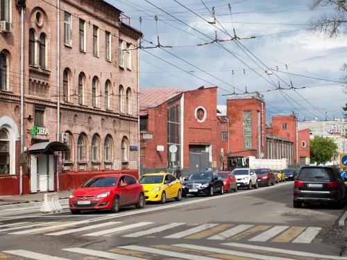 В Москве на территории конструктивистского гаража откроется музей транспорта