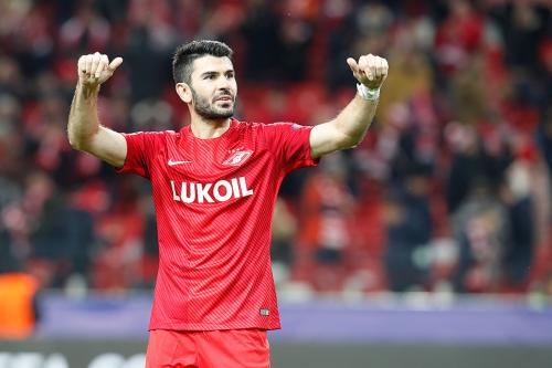 Бывший защитник «Спартака» может перейти в клуб «Севилья»