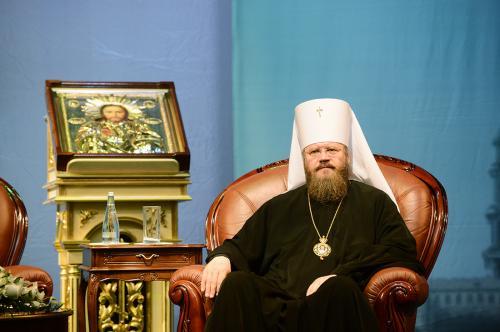В Греции отказались дать визу управляющему делами Московской патриархии