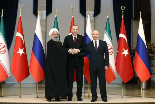 «Прощай доллар»: Россия, Иран и Турция обсудили торговлю в национальной валюте