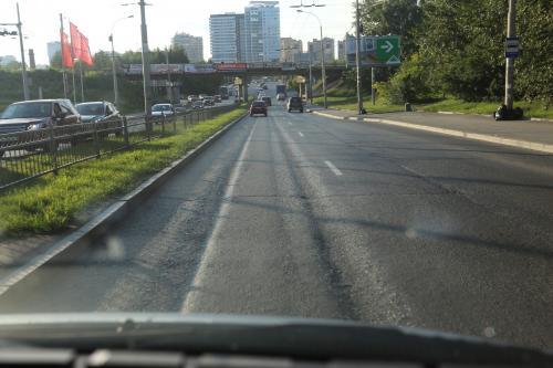 Итоги проверки дорожной разметки в Екатеринбруге оказались неутешительны
