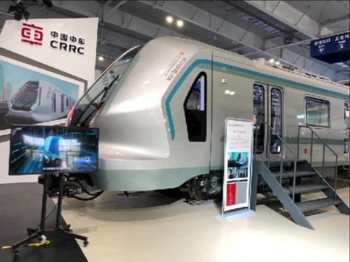 «Метропоезд будущего» из углепластика создали в Китае