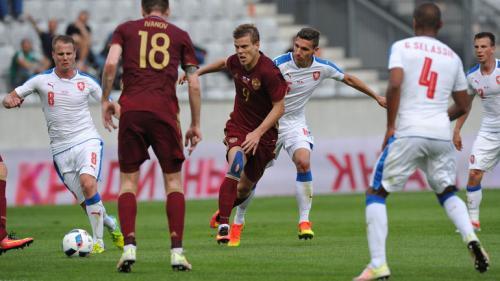 Голубев назвал единственный недостаток в матче Россия-Чехия