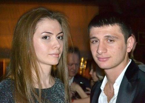 Представитель Алана Дзагоева опроверг ссору между футболистом и его женой