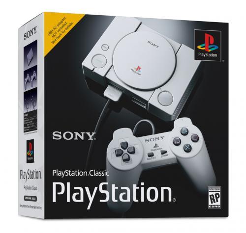 «В неё играли все»: Sony переиздаст ту самую ностальгическую приставку из 90-х