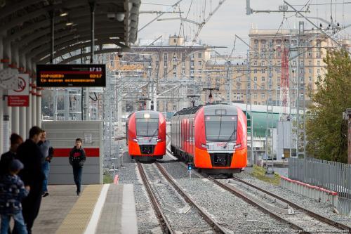Рекорды по количеству перевезенных пассажиров устанавливает МЦК