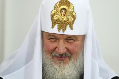 Патриарх Кирилл настаивает на строительстве каменных храмов вместо деревянных