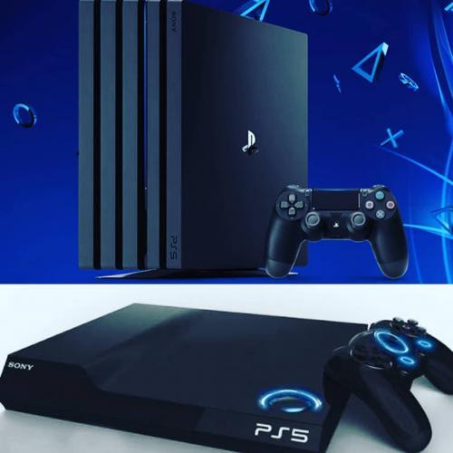 Игровая приставка Sony PlayStation 5 появилась  на официальных изображениях
