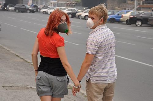 В Воронеже массово пожаловались на невыносимую вонь