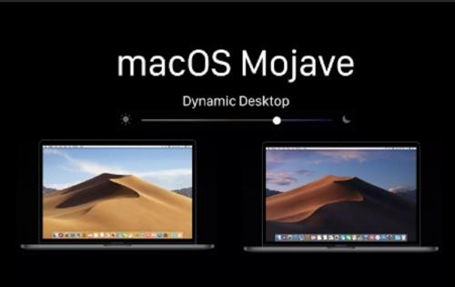 Apple выпустила финальную версию ОС mac OS Mojave
