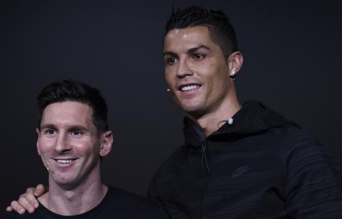 Месси впервые проголосовал за Роналду при определении лучших футболистов года