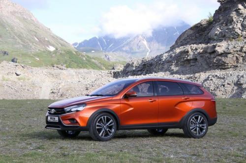 «АвтоВАЗ» с 1 октября поднимает цены на LADA Vesta и Largus
