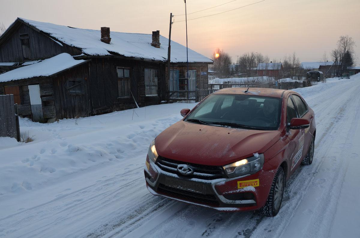 Названа самая продаваемая машина в Российской Федерации