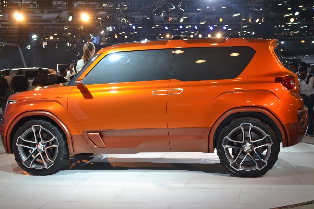 Новый бюджетный кроссовер Hyundai Styx показали на свежем рендере