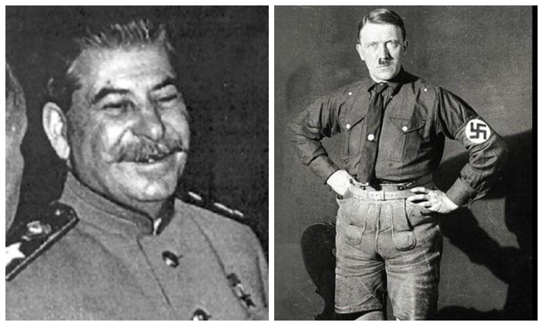 Гитлер был гомосексуалистом
