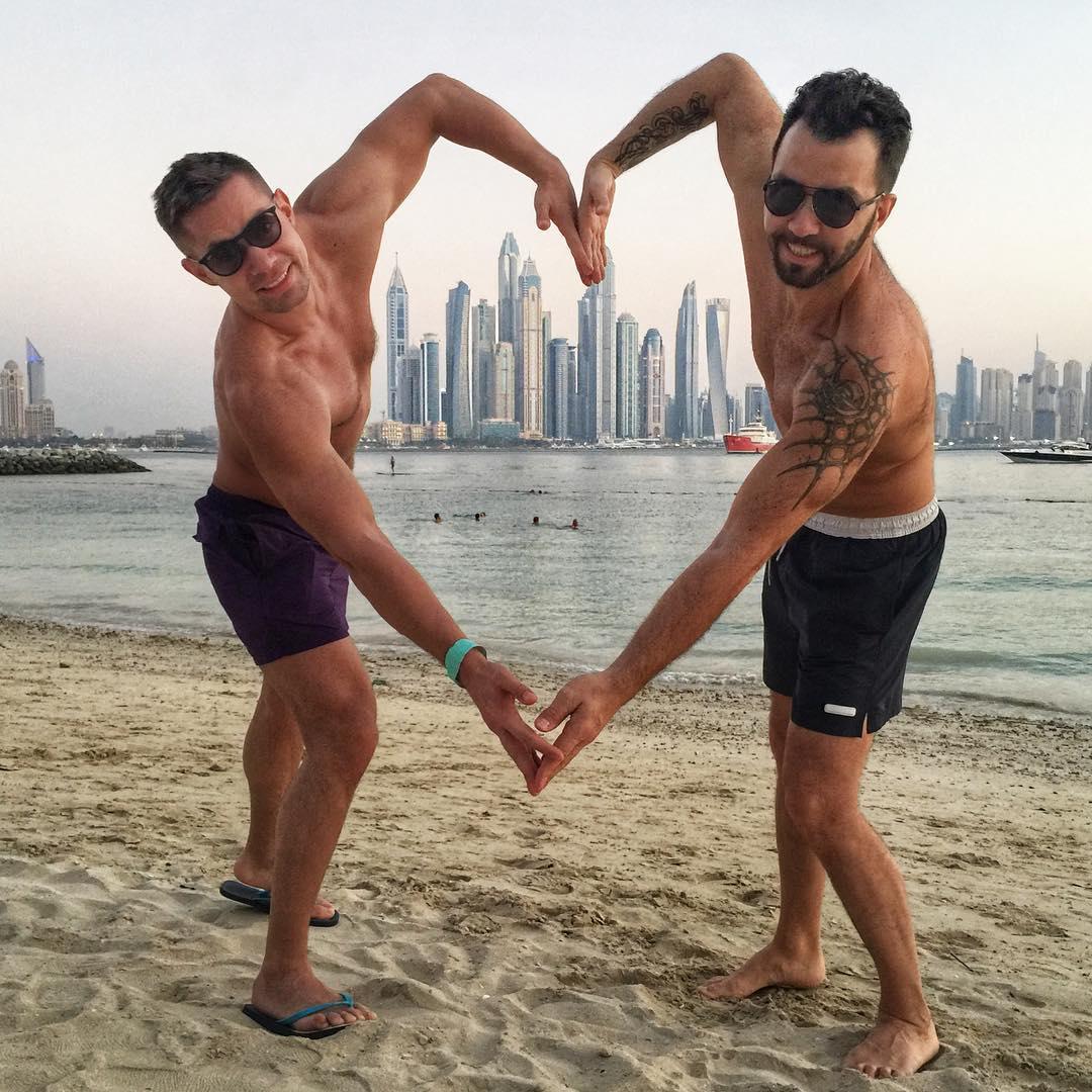 Любовь геи