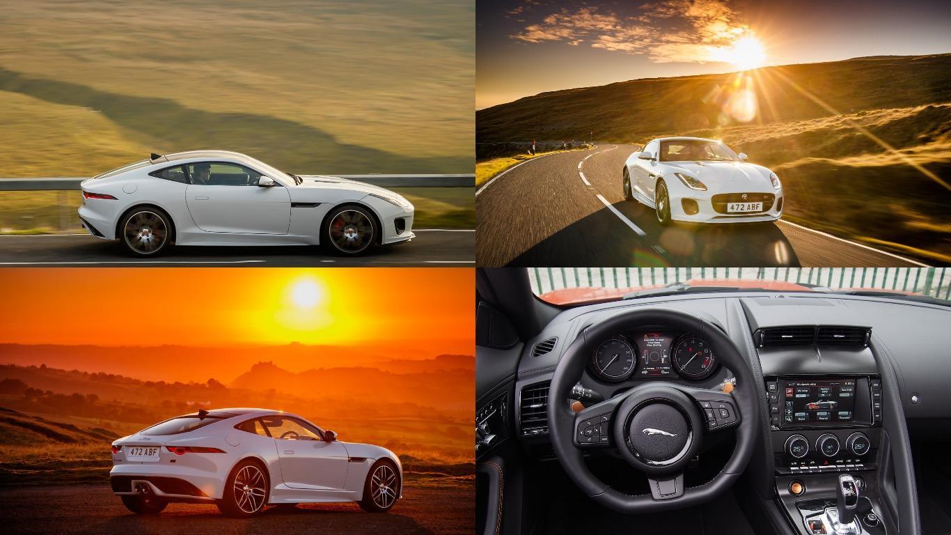 Jaguar представил особые версии купе и родстера F-Type
