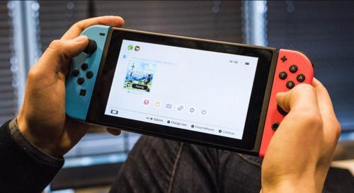 La nueva consola portátil Nintendo Switch será lanzada en 2019