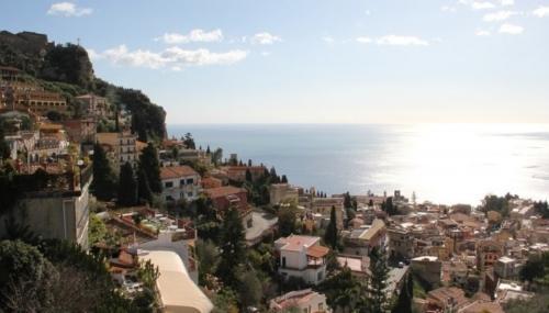 На Сицилии произошло землетрясение рядом с вулканом Этна