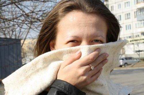 Воронежцы по выходным задыхаются  от зловония