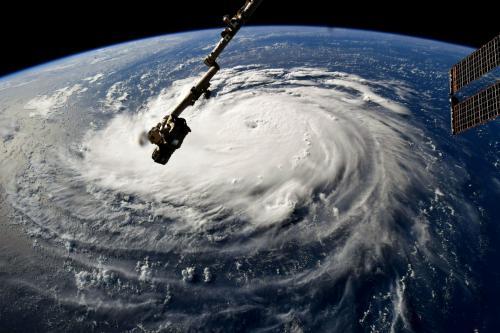Учёные: Частые ураганы в Атлантике стали следствием глобального потепления