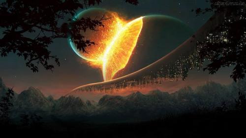 «Их теперь шесть»: Солнце раскололо Нибиру на голографические куски - соцсети