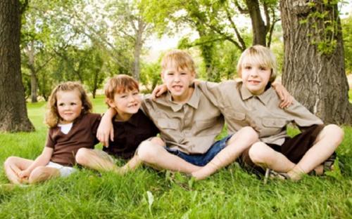 Люди, у которых много братьев и сестер, меньше подвержены онкологическим заболеваниям