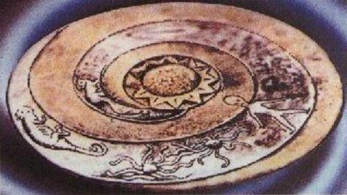 Отцы земной цивилизации: В Китае нашли древние артефакты с изображением пришельцев