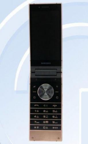Изображения Samsung W2019 появились на TENAA, демонстрируя дизайн