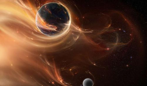 Учёные: Планеты появились из космической пыли