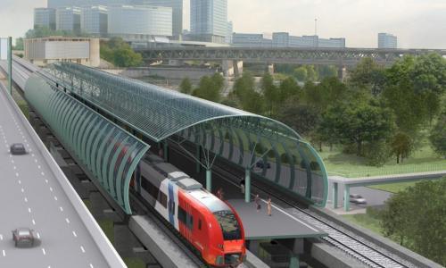 В Москве появится станция «Ховрино-2»