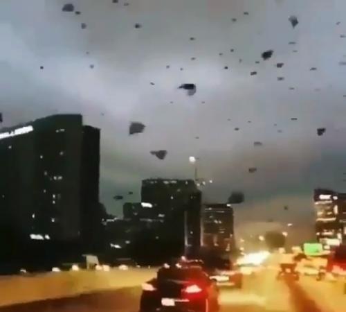 «Птицы обезумели»: Ураган Майкл в США казался началом конца – очевидцы